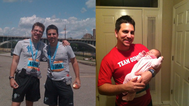 10th Anniversary Special Part II: The Marathons and Anthony Becomes a Dad